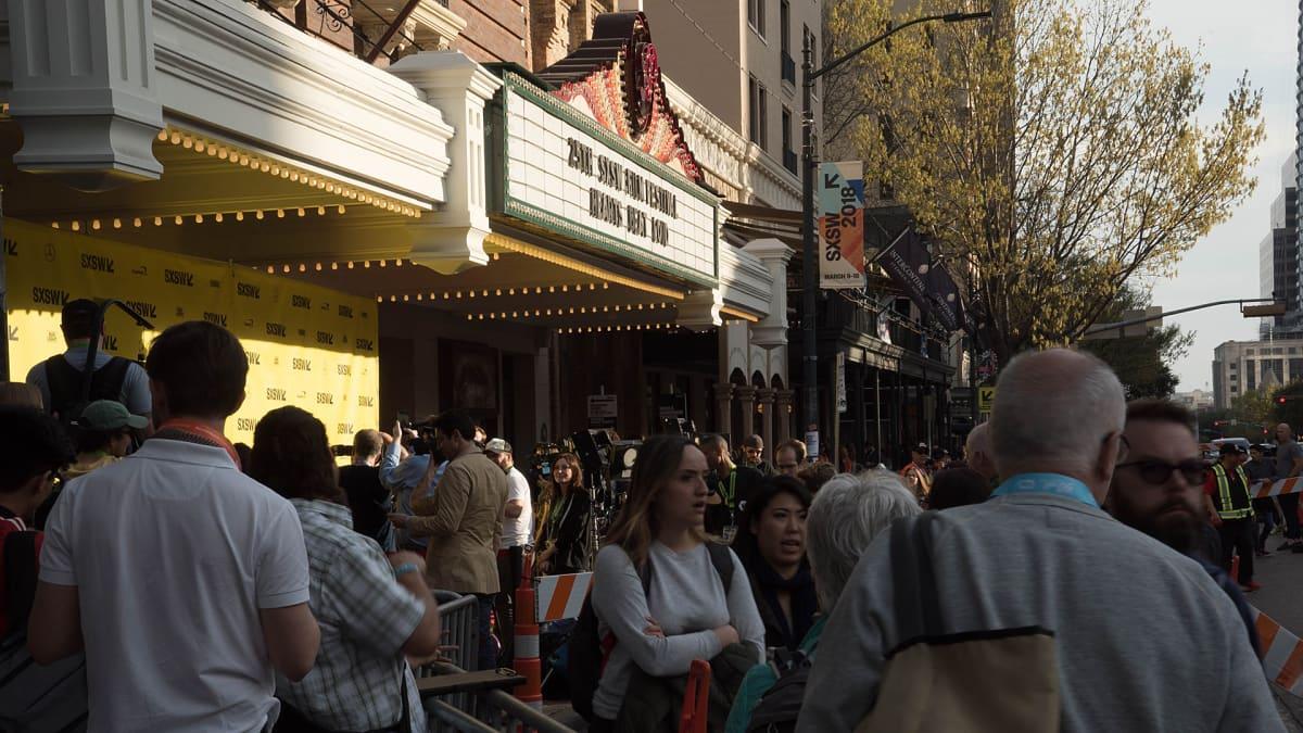 Paramount-elokuvateatteri