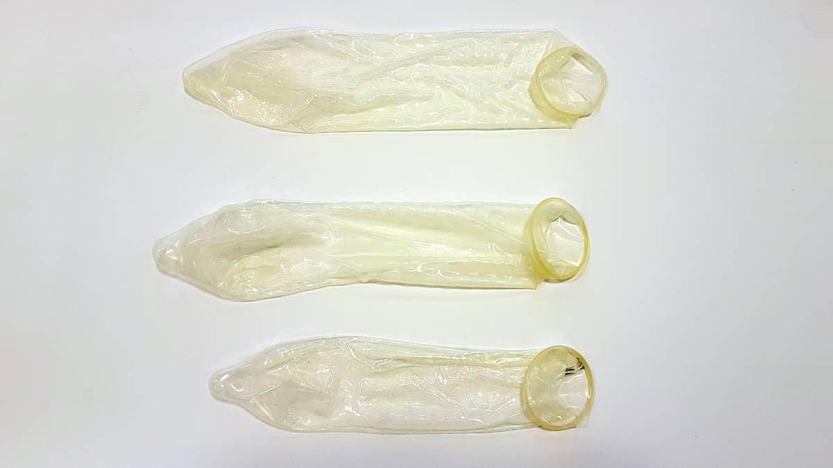 Kondomeita