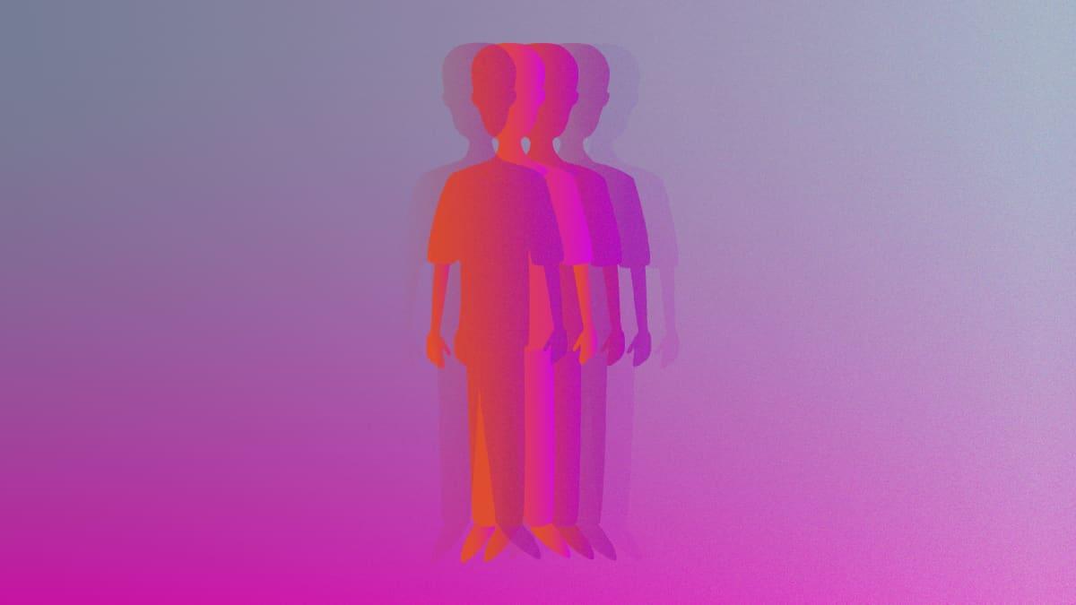 Genderfluid tarkoittaa, että sukupuoli on liukuva. Joskus voi tuntea itsensä naiseksi, joskus mieheksi ja joskus ei kummaksikaan.