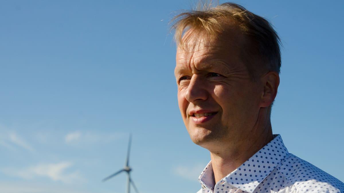 Markku Tommiska haminan energia toimitusjohtaja