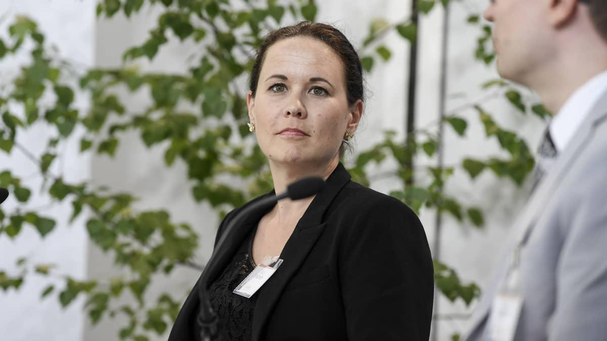 Maija Itkonen.