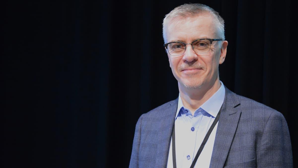 Ylilääkäri Juho Lehto, Taysin Palliatiivinen yksikkö.