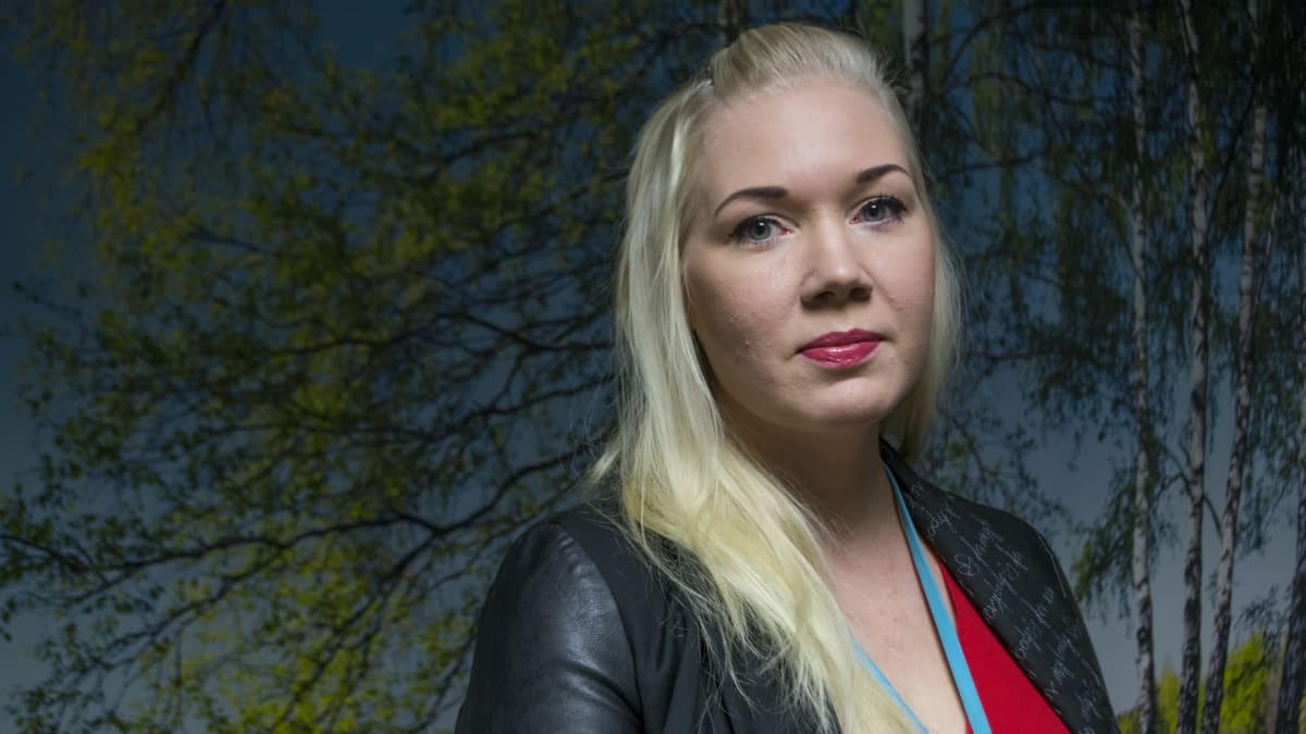 Maria Partanen.