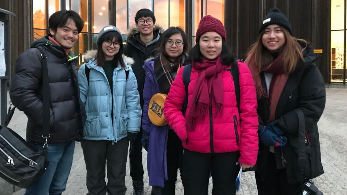 Taiwan nuorat