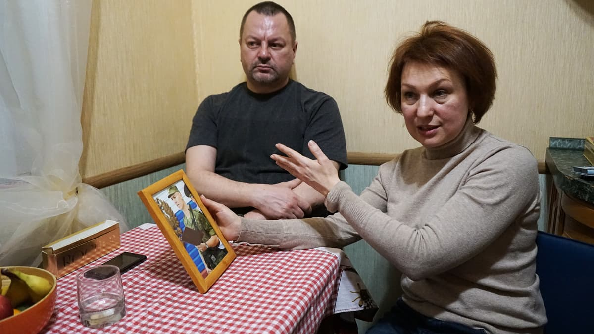 Dmitri ja Svetlana Ptšelintsev