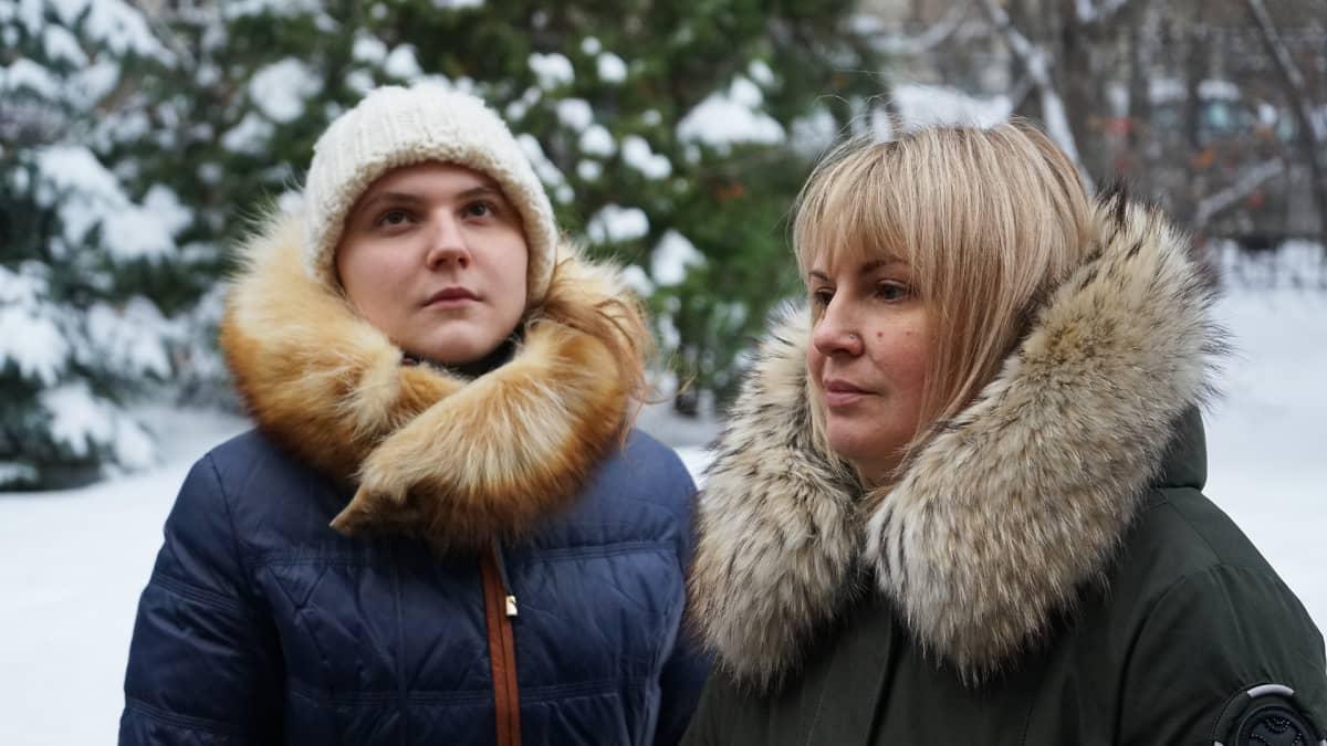 Anna ja Julija Pavlikova