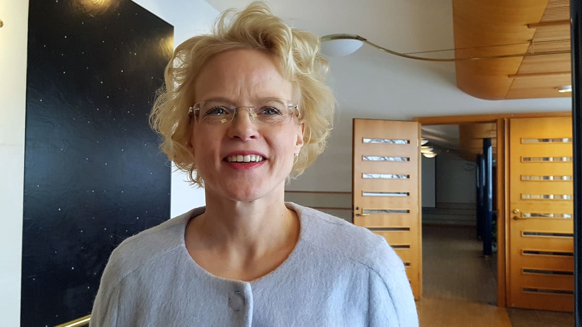 pääekonomisti Maarit Lindström
