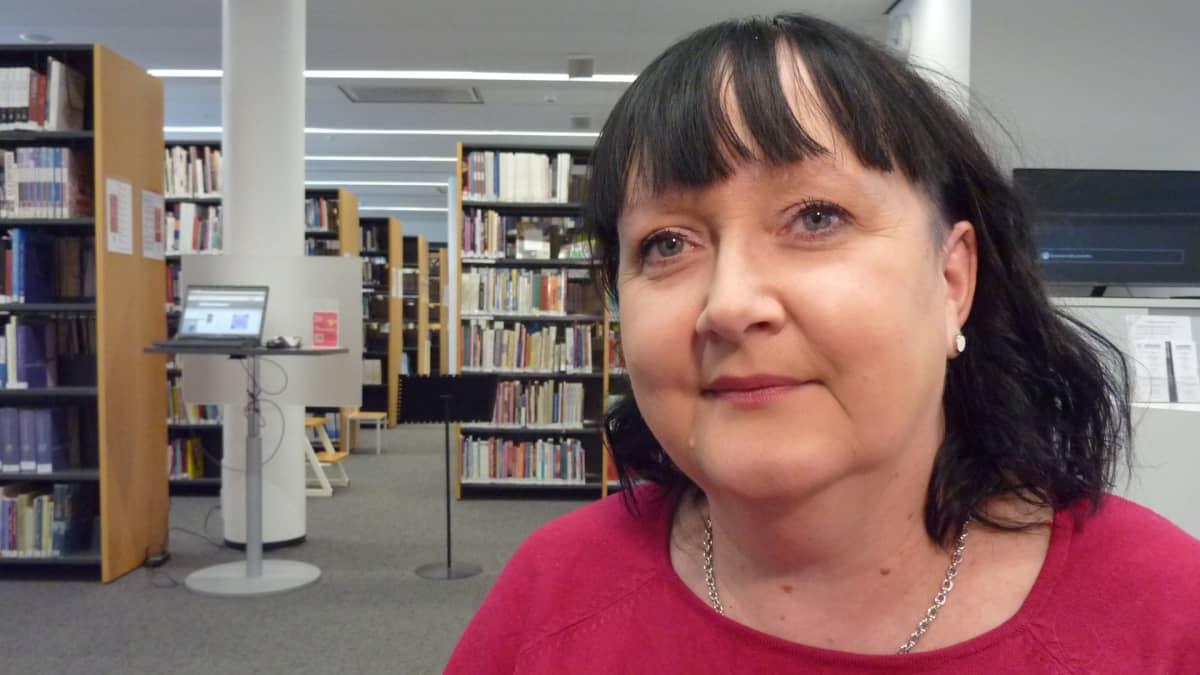 Seksuaaliterapeutti Sari Mäki, HAMK