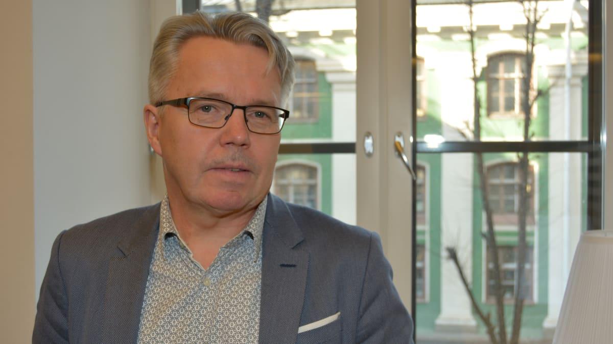 Timo Pietiläinen Finnvera Pietarin edustuston päällikkö