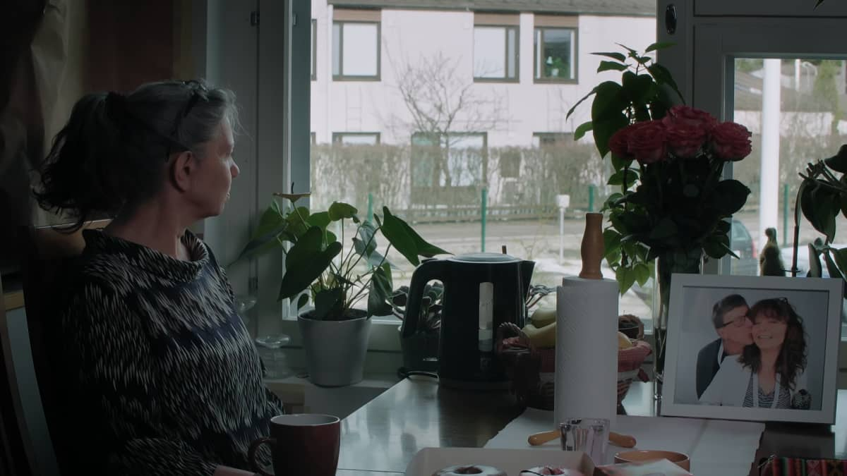 Sairastumisen jälkeen Marjut Stubben elämä on ollut yksinäistä ja eristäytynyttä.