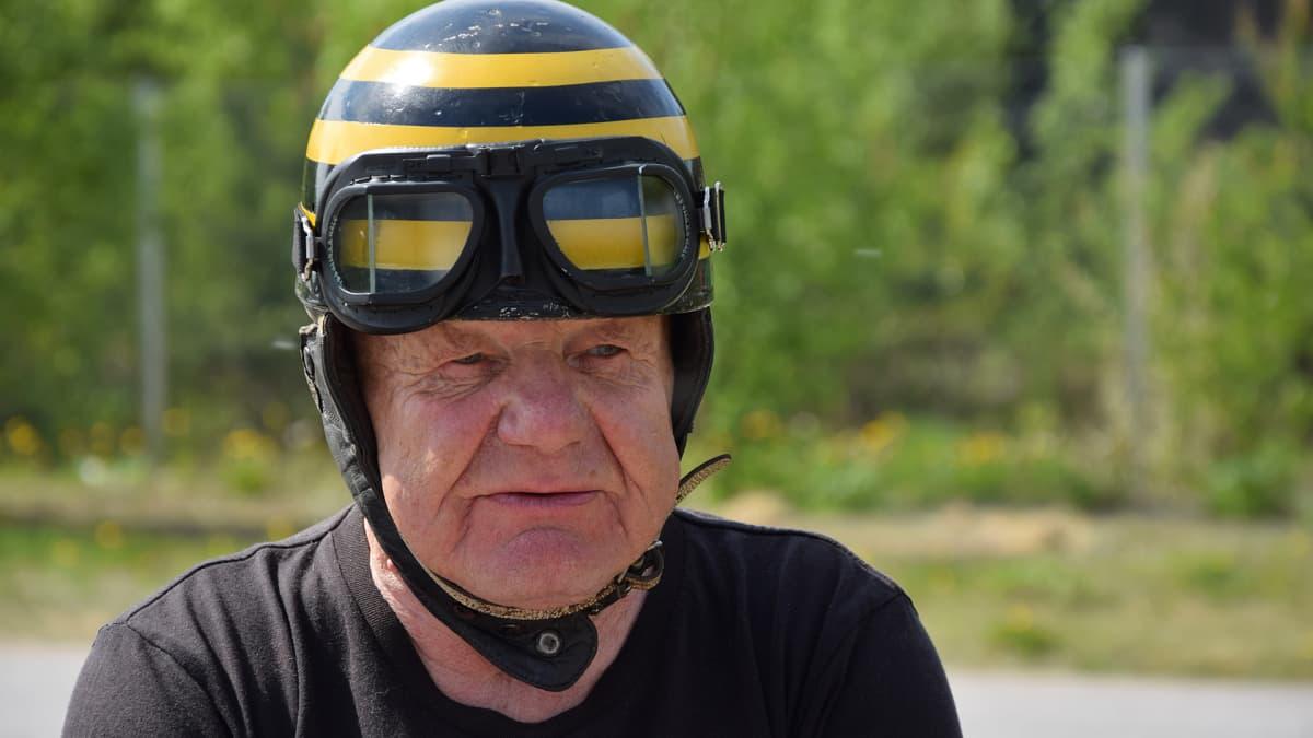Matti Salosella piti olla startti samassa Monzan kisassa jossa Jarno Saarinen menehtyi.
