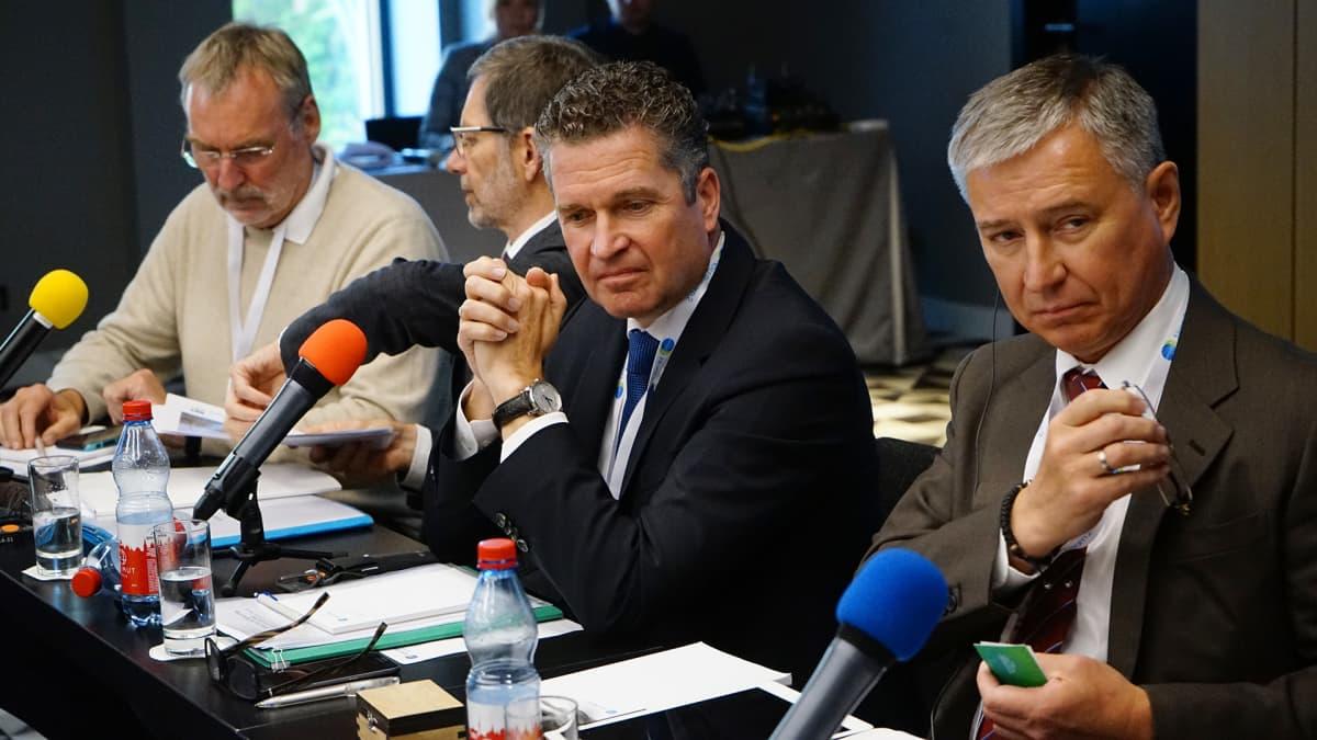 Nord Stream 2:n projektijohtaja Henning Kothe uskoo Tanskan pian taipuvan putkihankkeen taakse.