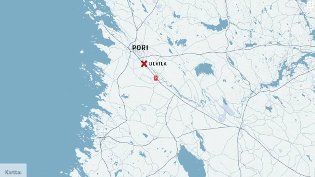 Kartta tapahtumapaikasta.