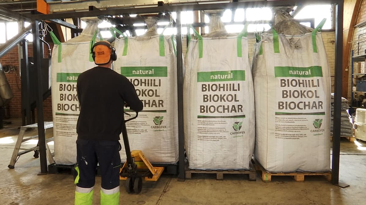 Carbofex biohiili