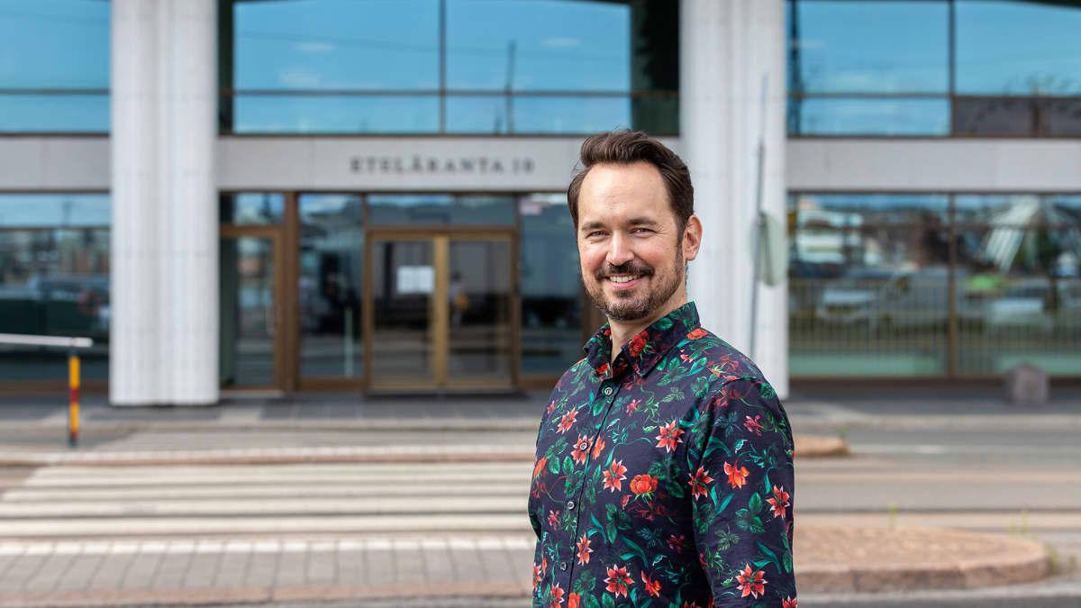 Toni Jääskeläinen, veroasiantuntija, Kaupan liitto