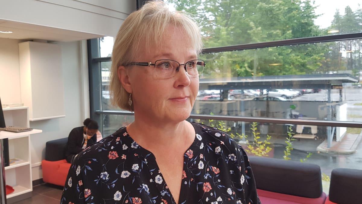 lehtori Anna-Maija Koskinen