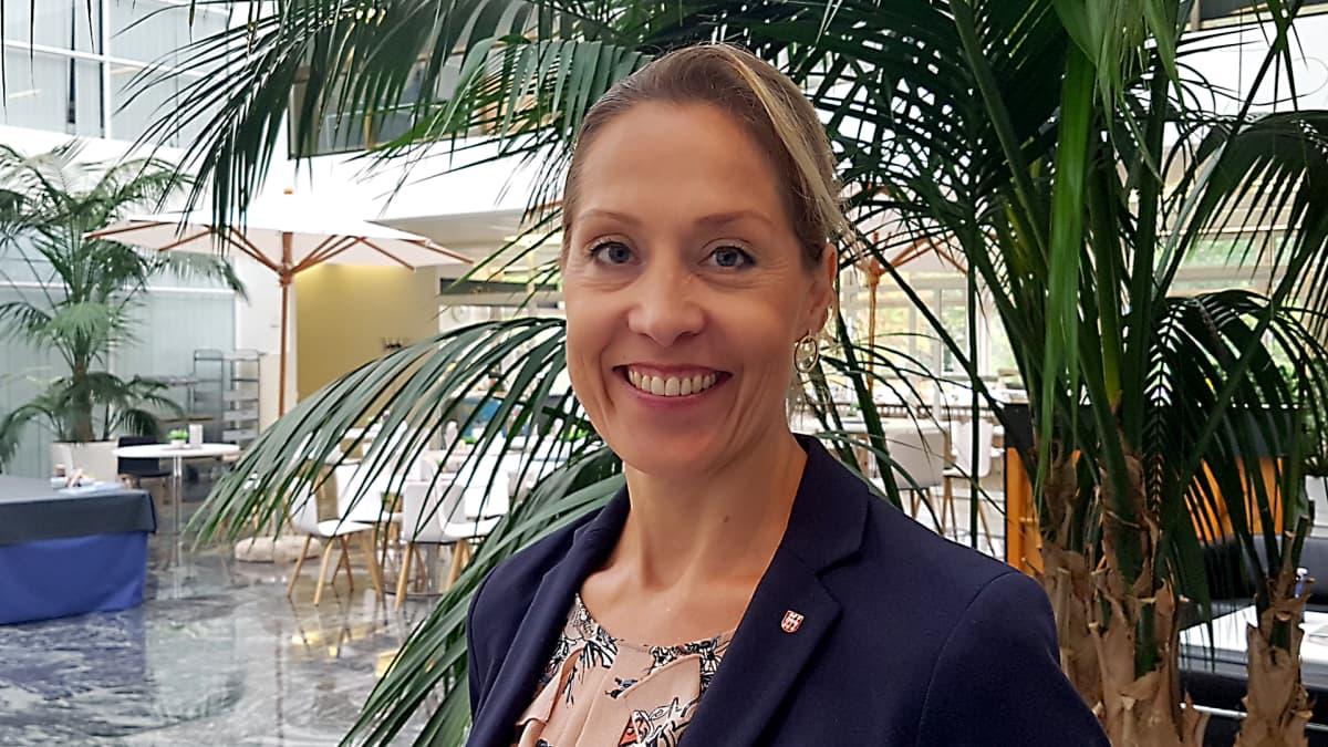 apulaiskaupunginjohtaja Kaisa Heino