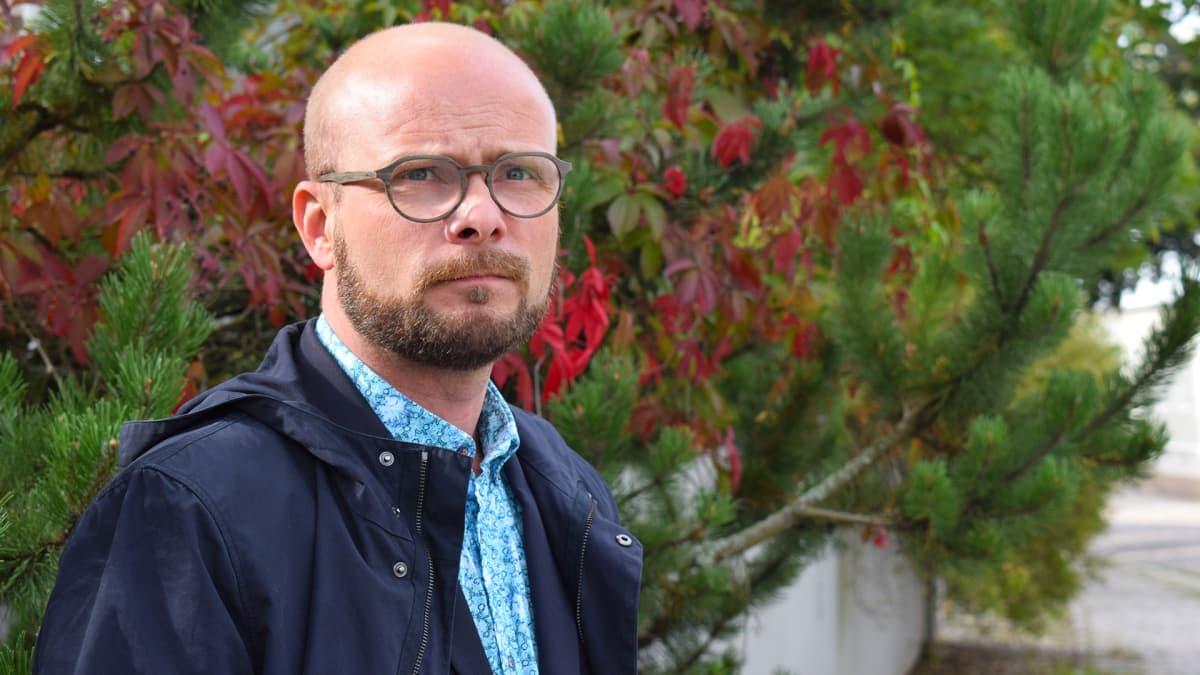 Kalle Ahti.