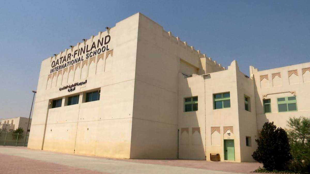 Qatar-Finland kansainvälinen koulu, Doha.