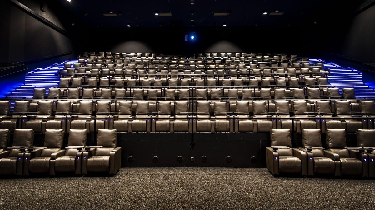 Elokuvateatterit erikoistuvat Finnkino Luxe Oulu 2