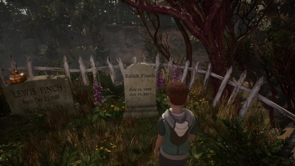 What Remains of Edith Finch, videopelit