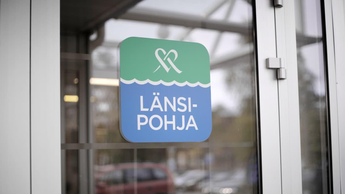 Mehiläinen Länsi-Pohjan logotarra.
