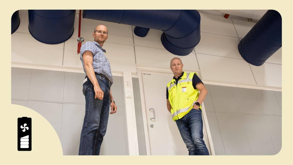 Lappeenranta valjasti ilmanvaihtonsa rahakoneeksi