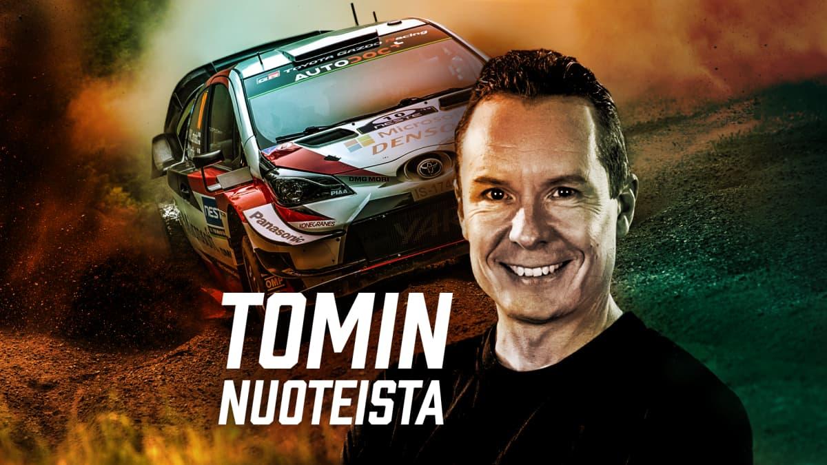 Tomin-nuoteista, Tommi Tuominen
