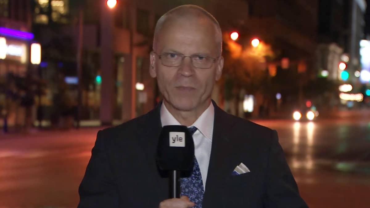 Kirjeenvaihtaja Mika Hentunen arvioi presidenttiehdokkaiden ensimmäistä vaalikeskustelua