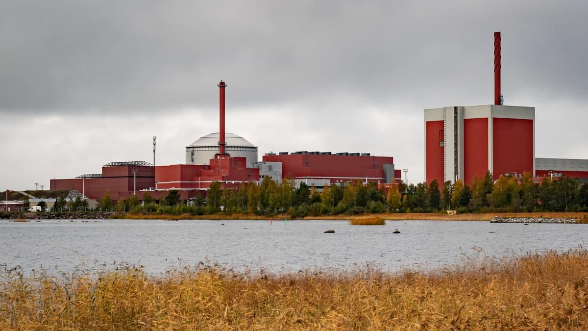 Olkiluodon ydinvoimalaitos sijaitsee Eurajoella Satakunnassa.
