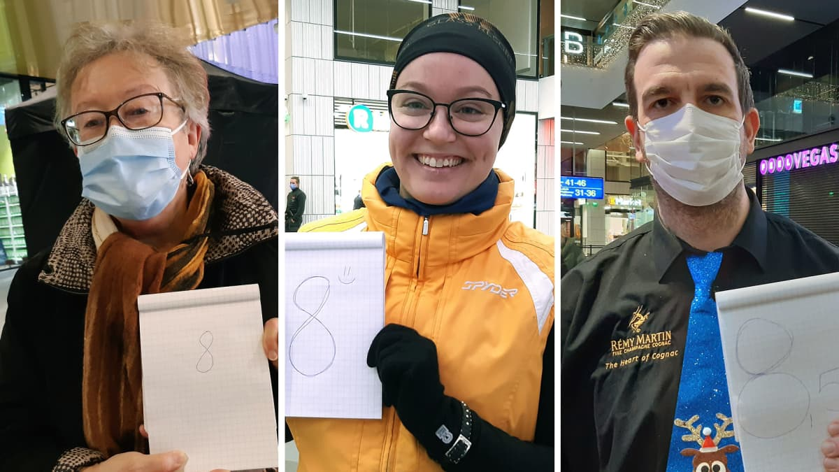 Leena Tapper, Laura Pesonen jaSami Timonen