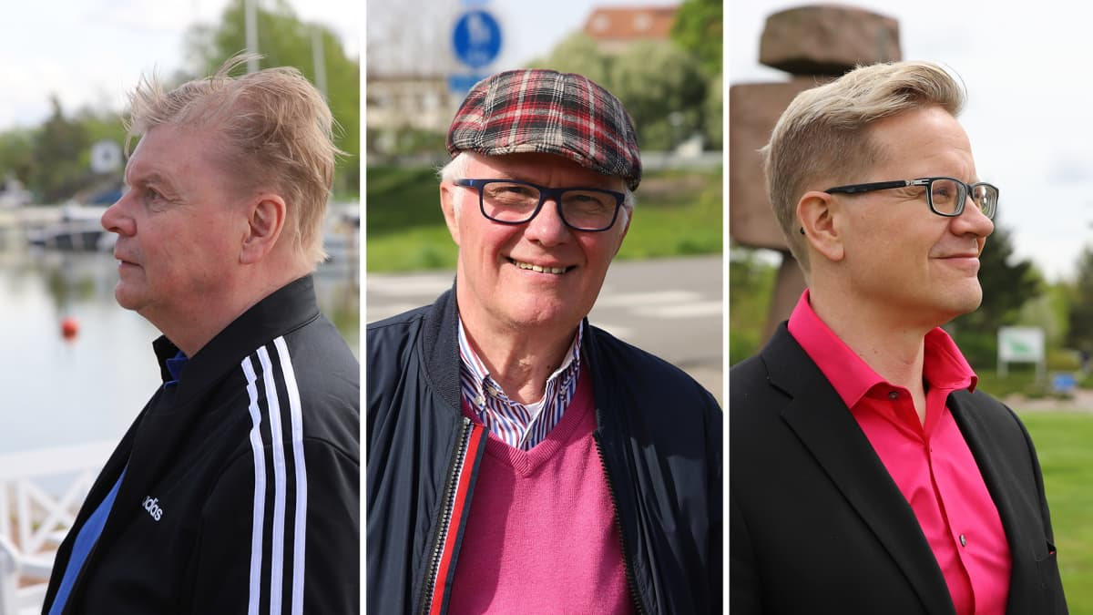 Kari Koski, Jukka Alkio ja Ari Korhonen