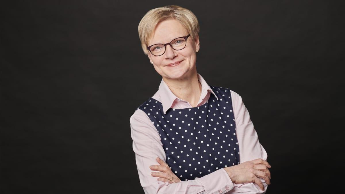 Valokuva Tiina Grönqvististä