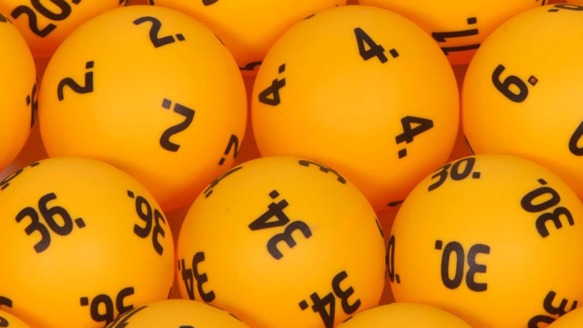Lottoarvontapalloja