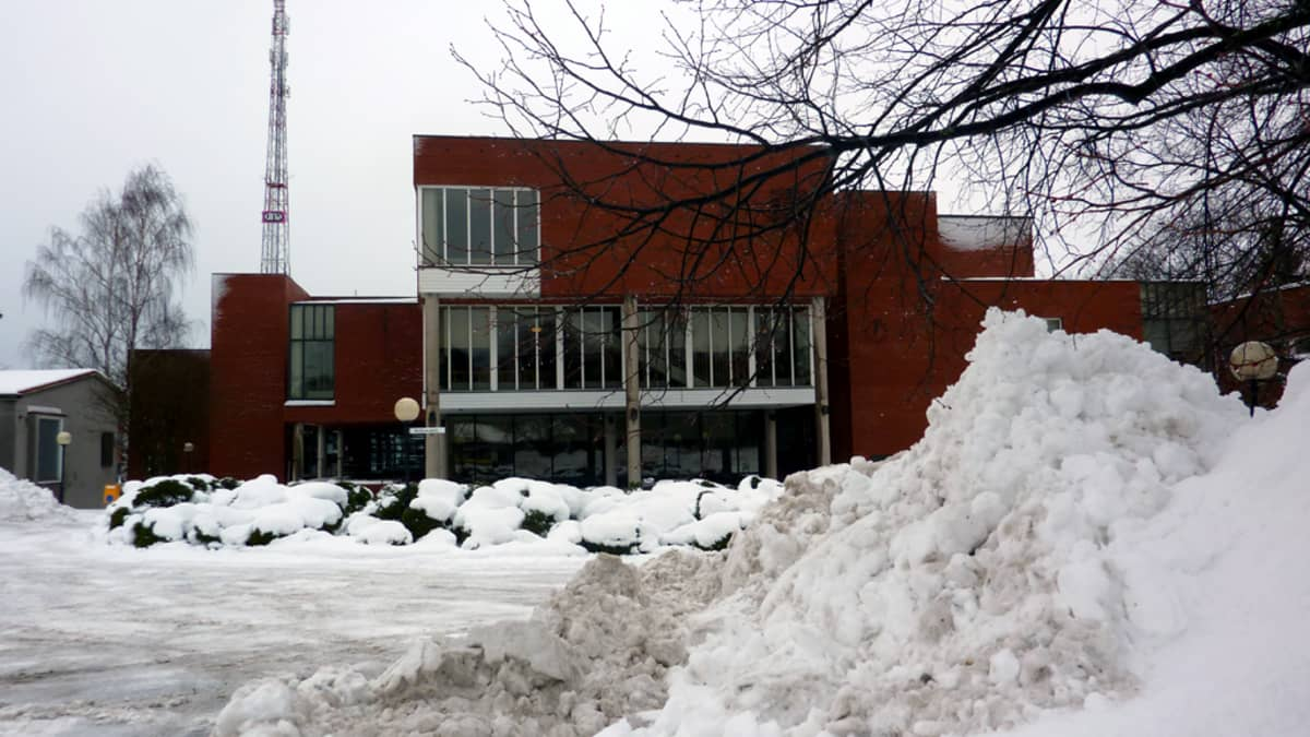 Raision kaupungintalo