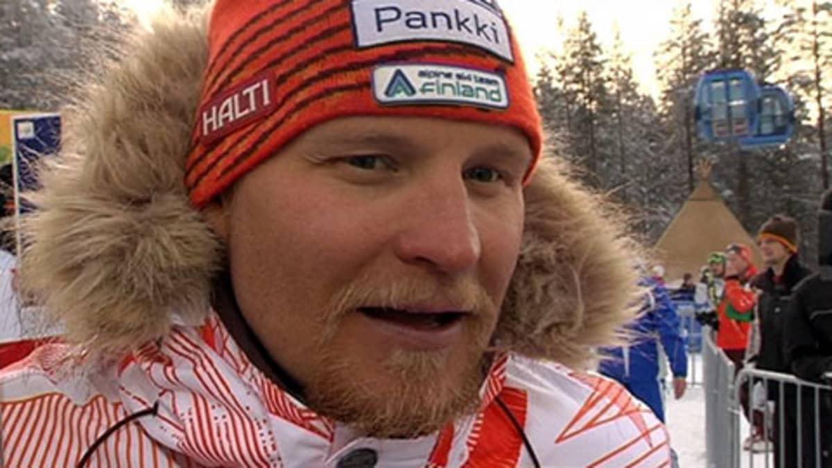 Kalle Palander kuvassa