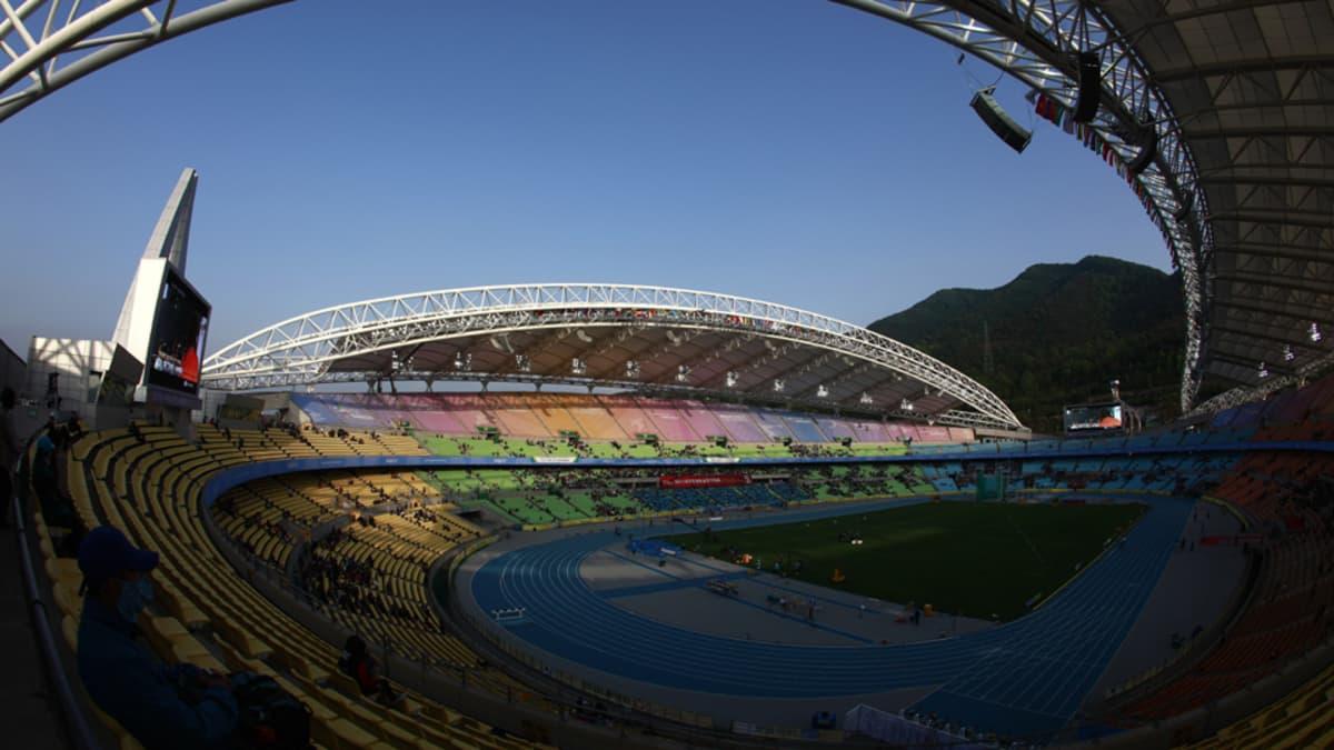 Daegu Stadion yleisurheilu MM-2011