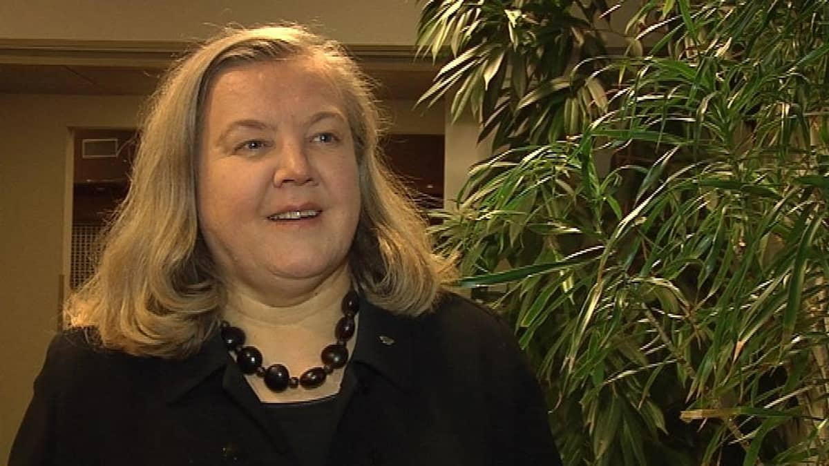 Riitta Keiski on Vuoden professori