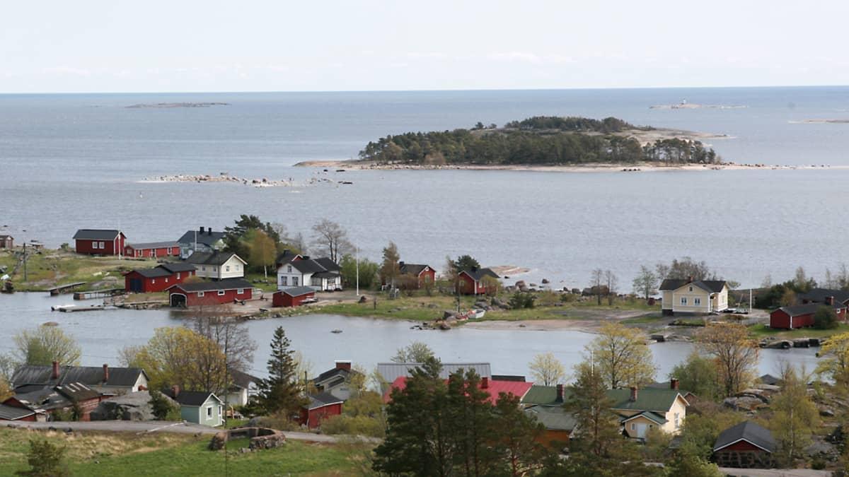 Haapasaari, Kotka