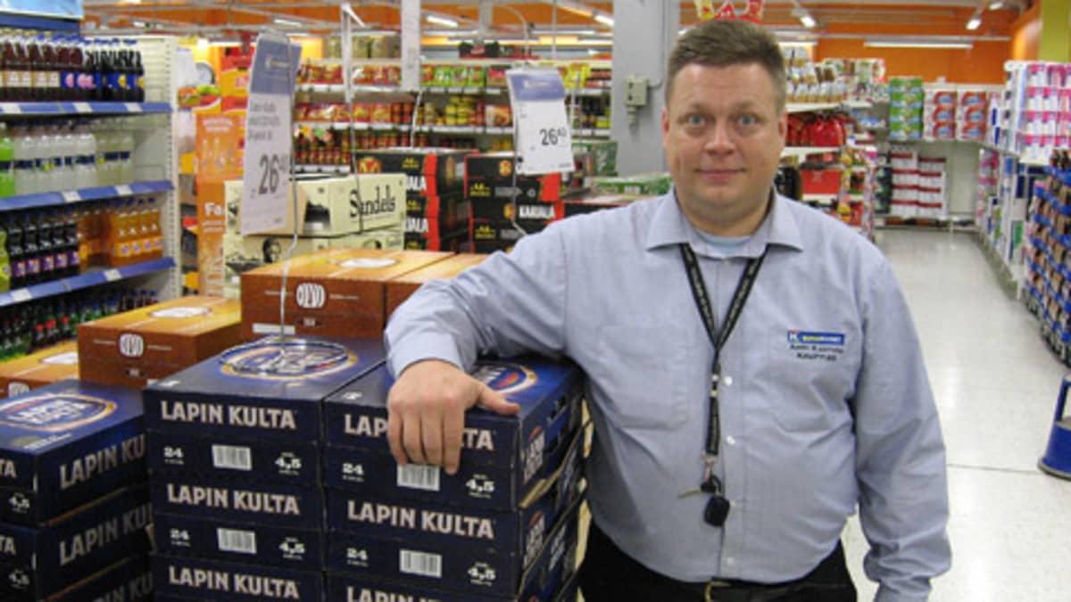 Torniolainen kauppas Antti Kaarlela