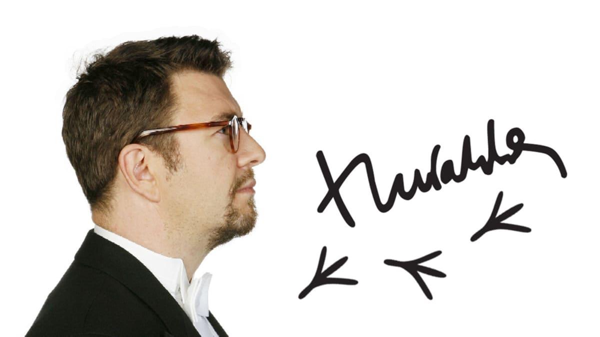 Timo Harakan profiilikuva ja nimikirjoitus.