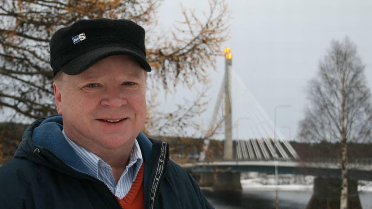 Hemmo Koskiniemi kaupunginvaltuutettu perussuomalaiset Rovaniemi