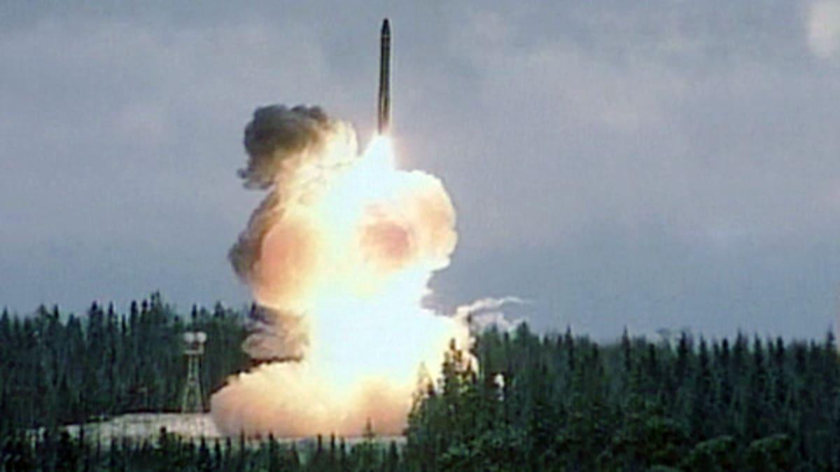 Venäläinen ydinohjus