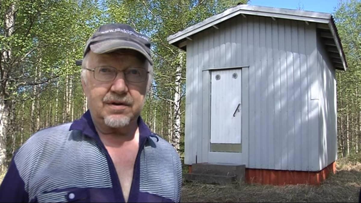 Aulis Voutilainen.