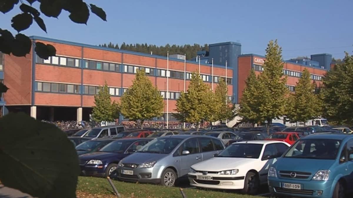 Itä-Suomen yliopiston Kuopion kampus