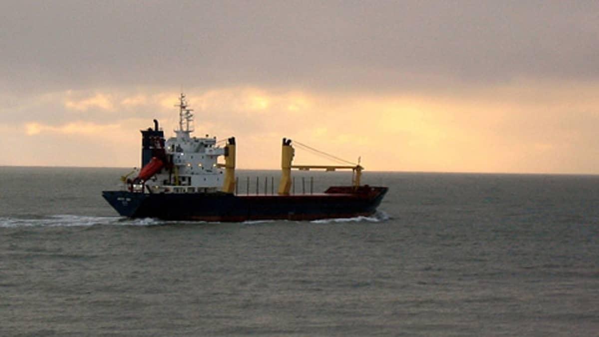 Arctic Sea merellä