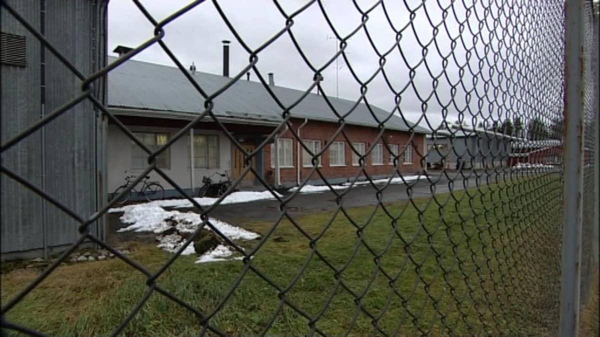 Pelson vankila