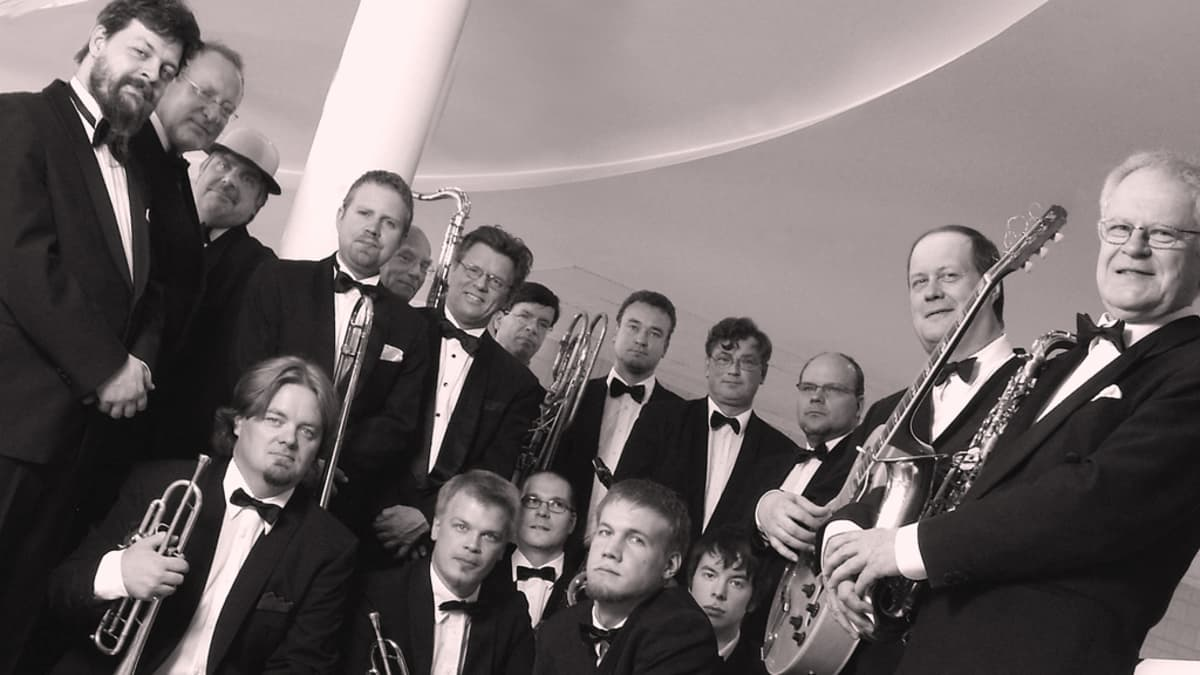 The Great Helsinki Swing Big Band