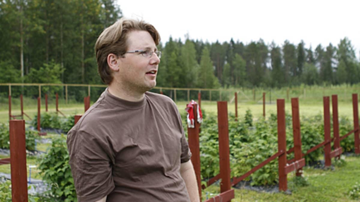 MTT:n tutkija Kalle Hoppula