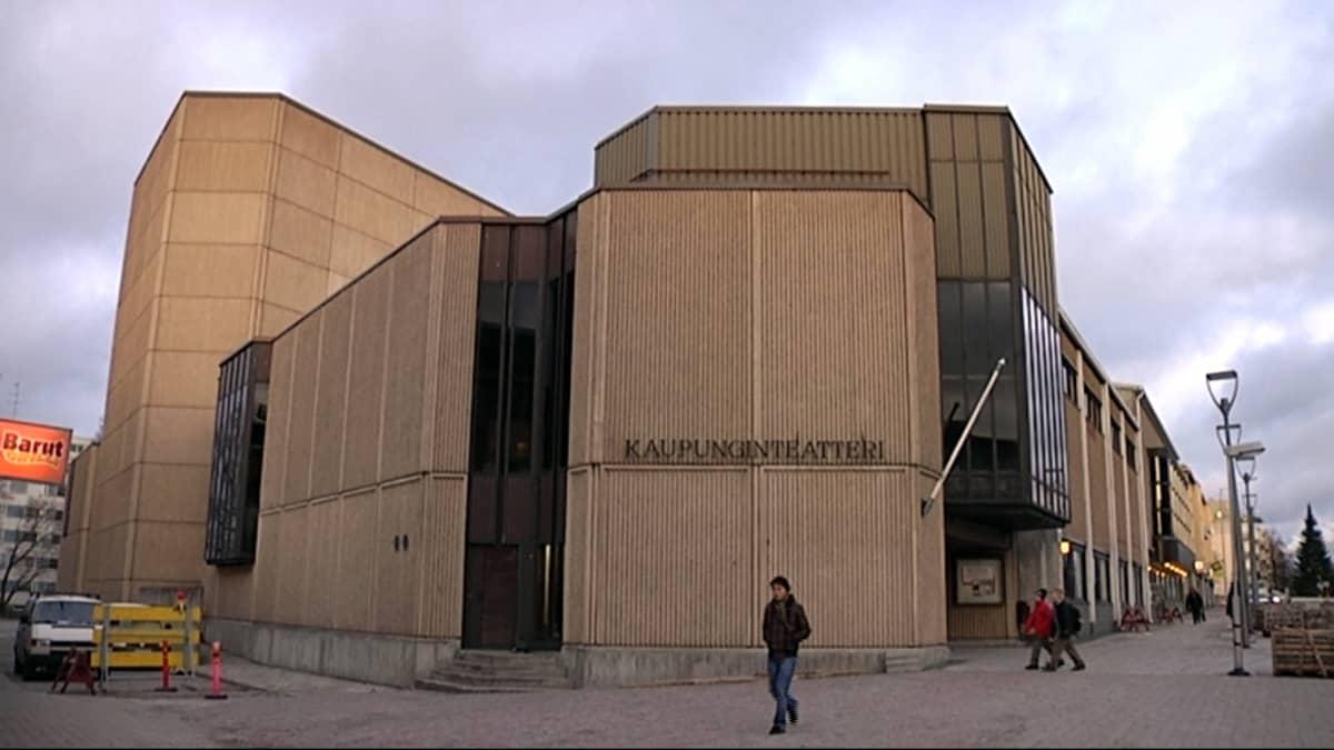 Lappeenrannan kaupunginteatteri